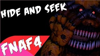 SFM Hide and Seek Song Created By Lizz Robinett Cant t Run,CAN NOT HIDE