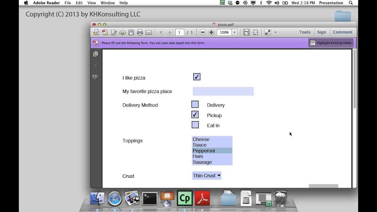 Preview app - Killer of PDF Files - KHKonsulting LLC