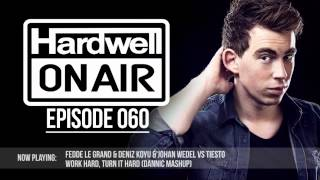 Hardwell On Air 060 (FULL MIX INCL DOWNLOAD)