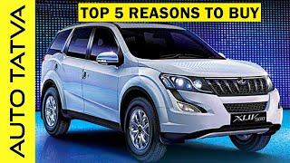 Mahindra XUV 500 - 2018 | Top 5 Reasons to Buy | Overview | Hindi
