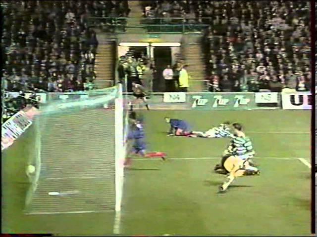 Celtic Glasgow-PSG (saison 95-96)