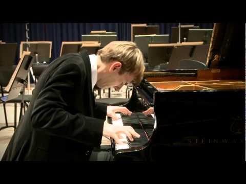 Vassily Primakov plays Ballade No. 1 by Fryderyk Chopin