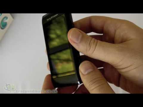 Sony Ericsson Aino unboxing video