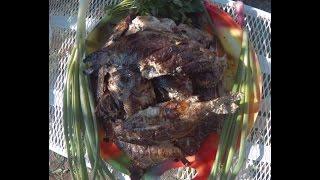 Как жарить рыбу на решётке, на мангале/ How to fry fish