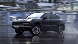 Валю Боком На Новеньком Porsche Cayenne Turbo 2018 За 12.000.000 Рублей! - Тест-Драйв От Булкина!