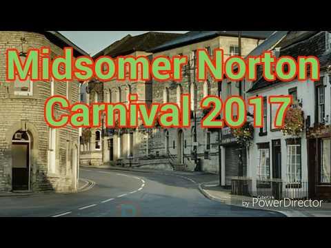 Midsomer Norton Carnival 2017