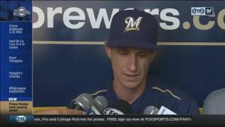 Brewers' Counsell on Fielder: 'It's not the way it should end for him'