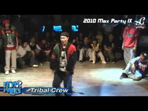 MAX PARTY IX - TRIBAL CREW