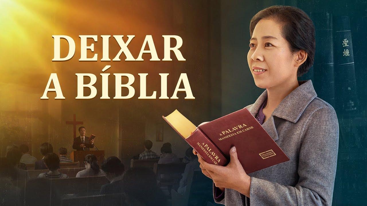 """Filme gospel completo dublado """"Deixar a Bíblia"""" O mistério da Bíblia abriu"""