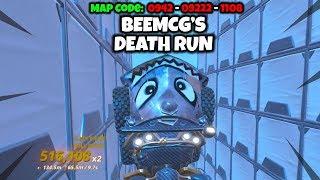 ¡El Deathrun Imposible de BeeMcG! (Fortnite: Creativo) DESCRIPCIÓN DE CHECK DE CÓDIGO INCORRECTO PARA EL CÓDIGO!!