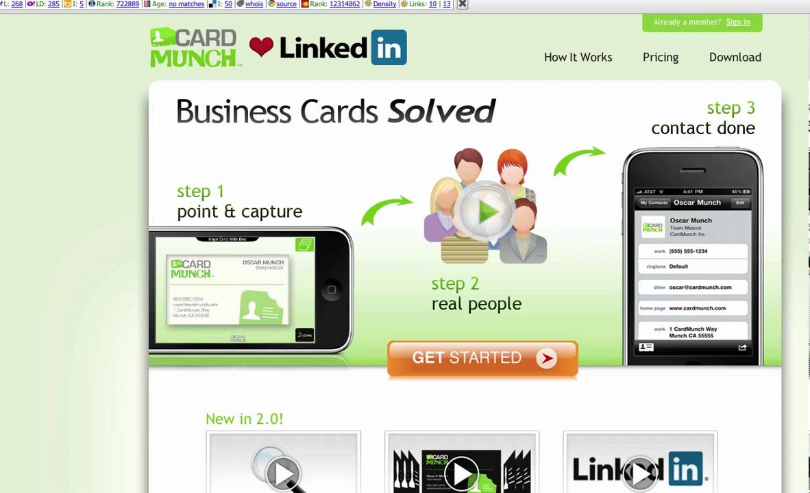 How to scan your business cards in as linkedin contacts for free how to scan your business cards in as linkedin contacts for free colourmoves
