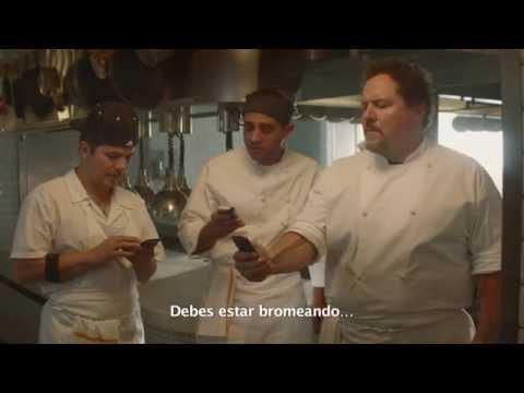 Chef: La receta de la felicidad - Trailer oficial