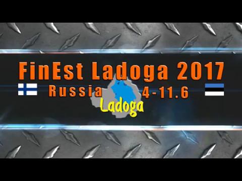 FinEst Ladoga 2017 - Steel door teaser