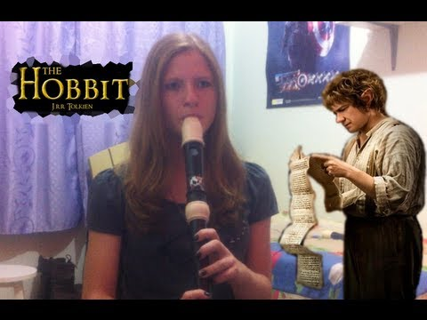 The Hobbit   Misty Mountains Cold (Recorder)