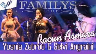 Video Racun Asmara Voc.Yusnia Zebroo & Selvi Angraini FAMILYS Group.Jalan Jalan Meeennnnn...!!!! download MP3, 3GP, MP4, WEBM, AVI, FLV Oktober 2017