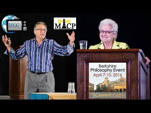 Irene Gold & Peter Kevorkian   MACP   Berkshire Philosophy Event 2016
