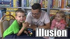 Kartenspiel illusion (NSV) - ab 8 Jahre - auch was für Kinder!