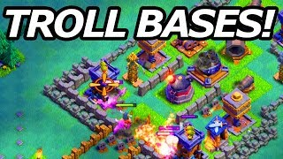 Clash of Clans - TROLL ME and WIN!