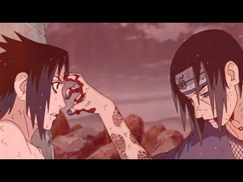 "[AMV]XXXTentacion ""Look At Me"" Itachi vs Sasuke"