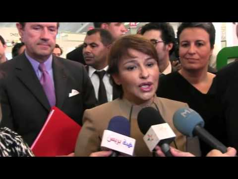 Inauguration Pollutec Maroc 2015