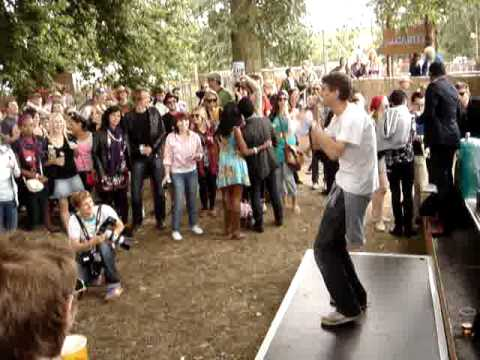 Hip Hop Karaoke Lovebox weekender - Ol Dirty Bast*rd - Got Your Money