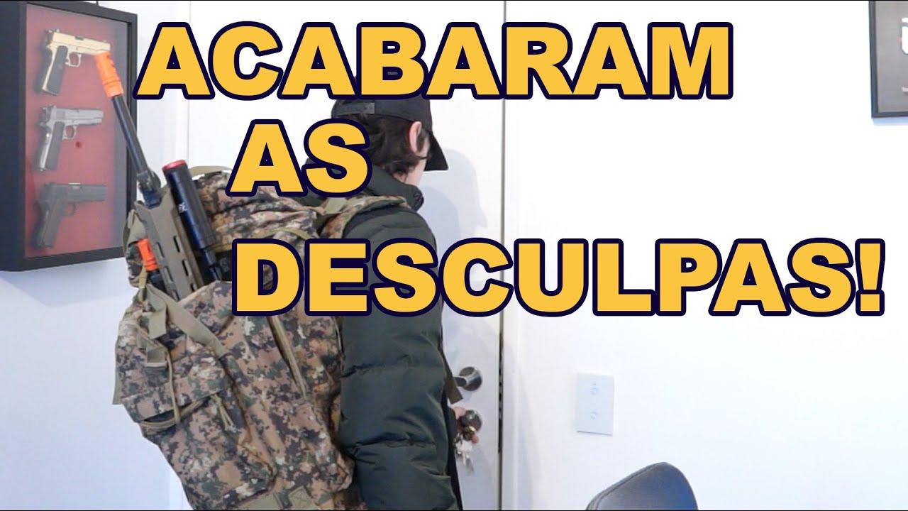 USADINHAS e BARATINHAS PRA VC COMEÇAR no AIRSOFT!