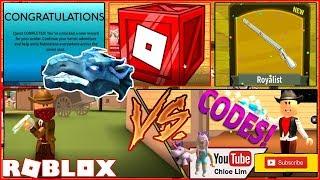 🔱 Roblox Bandit Simulator! 4 Codes et AQUAMAN EVENT Getting the Water Dragon Head! Avertissement fort!
