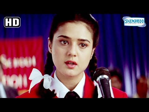 Preity Zinta completes the dare scene from Kya Kehna - Saif Ali Khan - Bollywood Best Hindi Movie