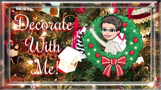 Christmas 2018 | Decorate With Me! 🎄🎅🏻⛄️