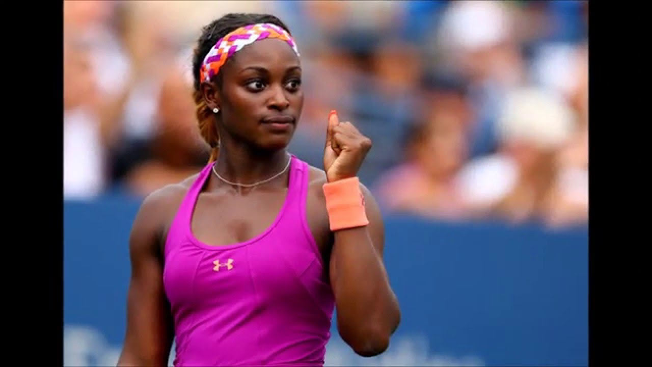 SLOANE STEPHENS | SEXY WTA WOMEN TENNIS PLAYER - YouTube