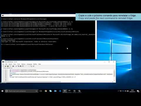 Microsoft Edge not works after Creators Update (SOLVED!)