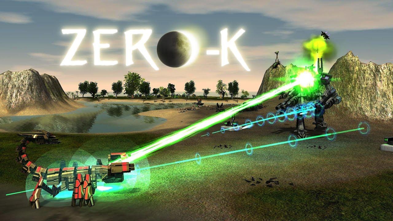Zero-K by Zero-K Team