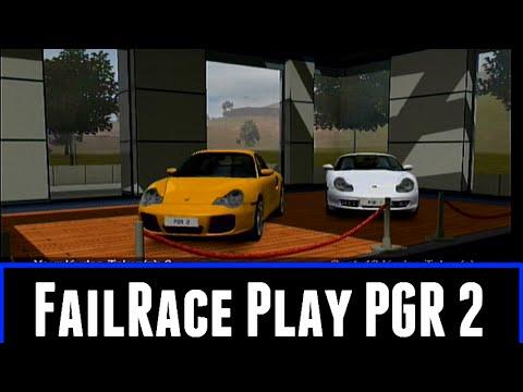 FailRace Play Project Gotham Racing 2