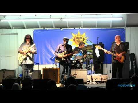 Smokin' Joe Kubek & Bnois King Live @ The 20th Anniversary North River Blues Festival 8/29/15