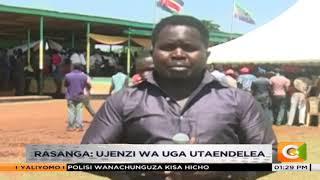 Gavana Rasanga awapuuza waakilishi wadi kwa kutupilia mbali bajeti