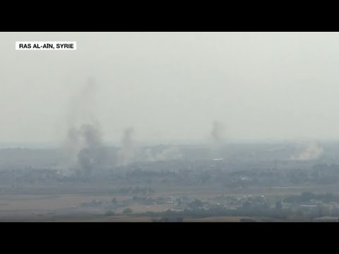 Les Kurdes accusent Ankara d'utiliser des armes non conventionnelles dans le nord de la Syrie