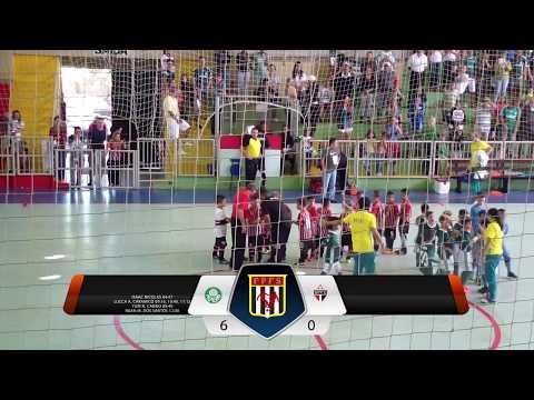 SUB 8 - PALMEIRAS X SÃO PAULO FC