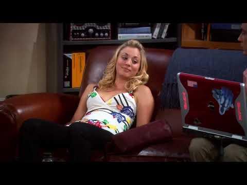 The Big Bang Theory – The Barbarian Sublimation Clip2