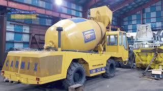 #CARMIX, шахта «Нагірна», #Беринговский, Чукотський АО