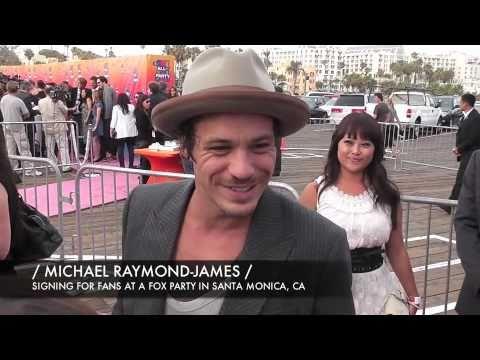 Michael Raymond James Won't Spill the Beans About True Blood
