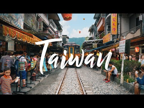 TAIWAN: The Old and the New (Street Food and Adventure)