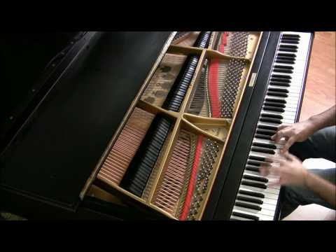 Bach: Partita No. 5 in G major (part 1) | Cory Hall, pianist-composer