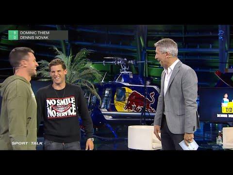 Sport und Talk im Hangar-7 präsentiert: Das