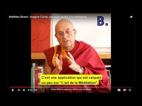 Matthieu Ricard Comment S Y Retrouver Dans La Jungle Des