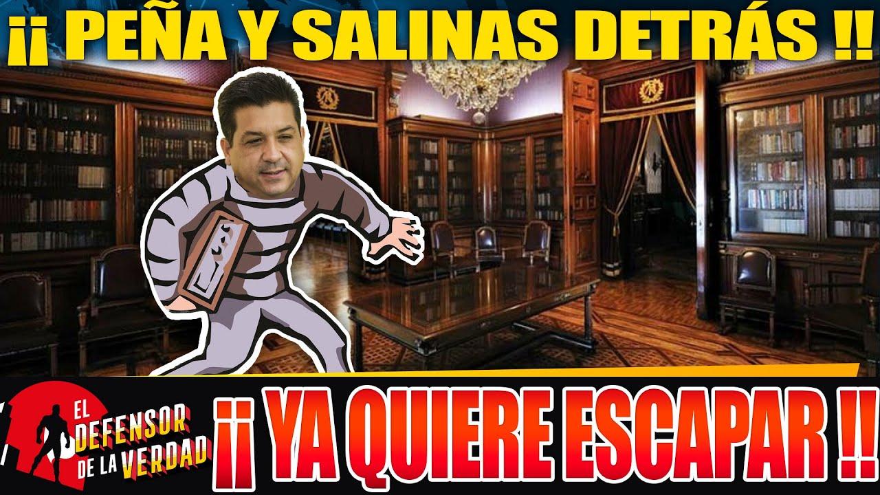 Cabeza Vaca Entra De Noche a Oficina De AMLO y roba Vídeos y Audios Pactando Con Delincuentes!!