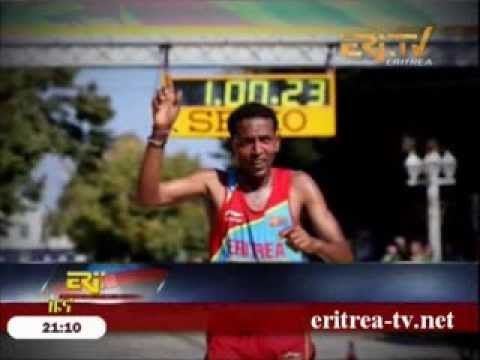 Eritrean Zeresenay T. & Amanuel M. demonstrate sparkling victory in a tournament in Spain