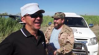 Рыбалка в водоемах Казахстана. Змееголов.