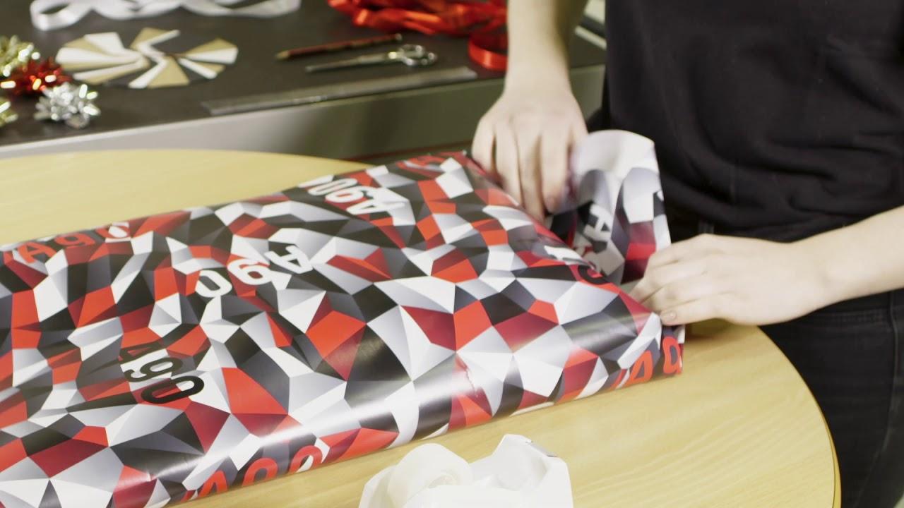 How to Wrap a Jacket - YouTube e8ecd52a31
