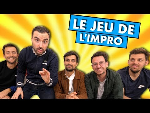 Le Grand jeu de l'impro ft. Lolywood