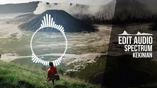 Cara Edit Audio Spectrum 2019 di Android - Kinemaster / Avee / PicsArt MP3